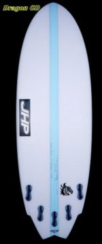 Dragon CD XTR Surfboard