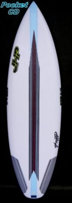 Pocket CD XTR Surfboard