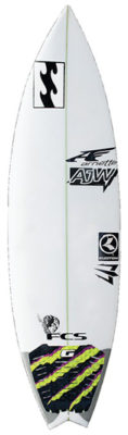 The Answer XTR Surfboard