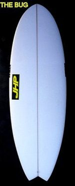 The Bug XTR Surfboard
