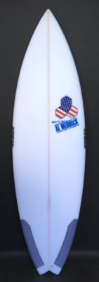 Channel Islands- Rocket 9- 5'7 top