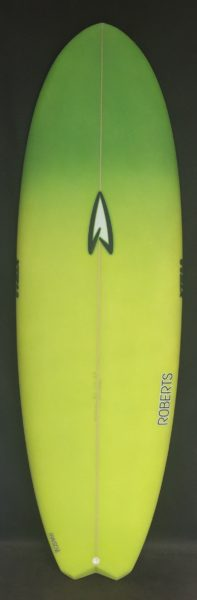 4776- 6'4- Roberts- Pool toy- top